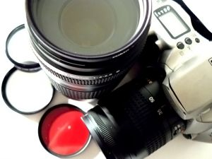 Choosing and using a camera and lens