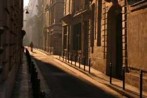 Travel photography - Streets of Paris